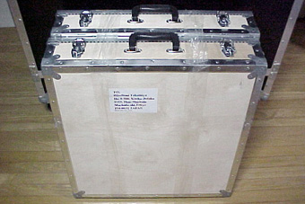 Mellotron Archives Tape Carrying Box